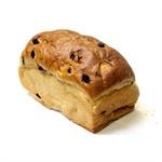 "Foto van ""Rozijnenbrood klein lang"""
