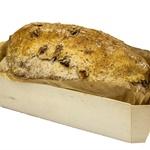 "Foto van ""Notenbrood in bakje"""