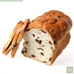 """Foto van """"Rozijnenbrood klein lang Gesn. 400 Gr."""""""