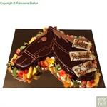 """Foto van """"Paard taart"""""""